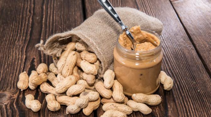 Peanut Butter & Jelly Post Workout Shake