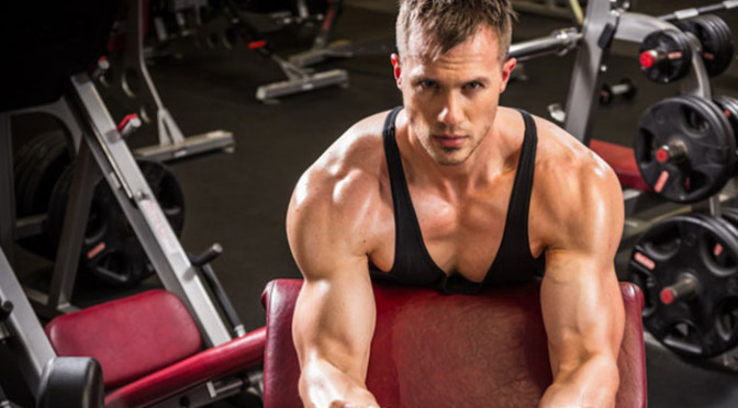 Gain Lean Mass Workout Split: Rise Above