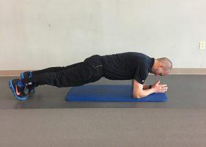 Basic Plank Challenge