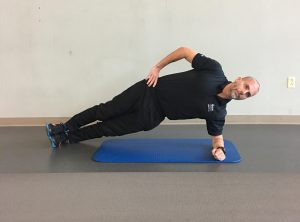 Plank Stability