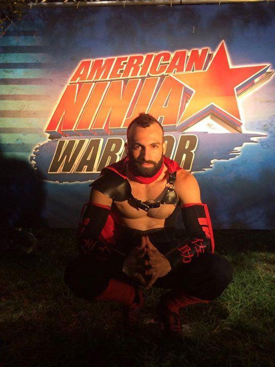 It Never Gets Old: Hitting the American Ninja Warrior Buzzer