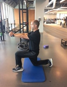 Exercises for a Stronger Core - Palloff Press Step 3