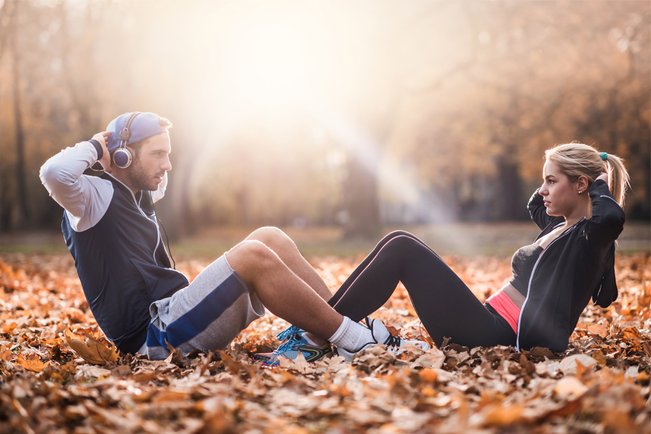Ramp Up Your Fitness Routine to Prepare for Thanksgiving