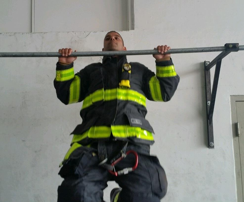 Functional Fitness for Firefighting