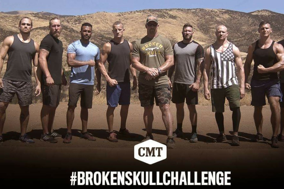 "Seeking Revenge on all-stars ""Broken Skull Challenge"""