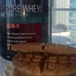 Recipe: Chocolate Brownie Protein Waffles