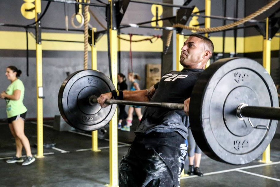 Adapting CrossFit to Endure the Fire